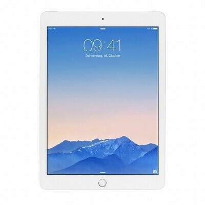 Apple iPad 2018 (A1893) 32 GB silber -Tablet- Sehr guter Zustand