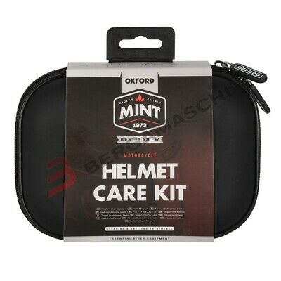 Kit mint per la cura del casco oc303 oxford