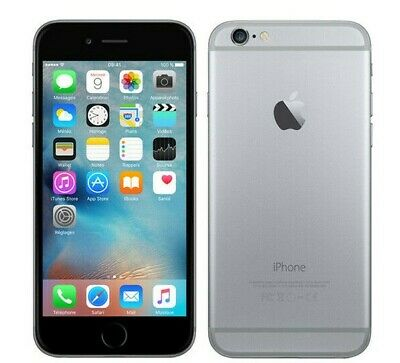 Apple iPhone 6 Plus 128GB SpaceGray Unlocked