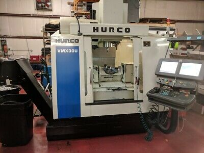 MILLING MACHINE MANUAL Hurco - $4,000 00 | PicClick