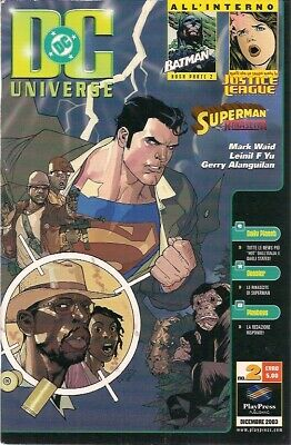 Dc Universe 2 Edizione Play Press