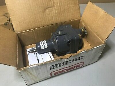 Fisher Controls 67AFR/226 Pressure Regulator *NEW*