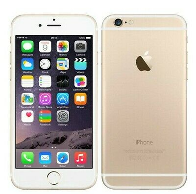 Apple iPhone 6  64GB Gold Unlocked