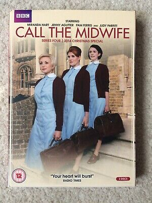 Call the Midwife - Series 4 + 2014 Christmas Special [DVD][Region 2]