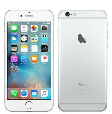 Apple iPhone 6 Plus 128GB Silver Unlocked