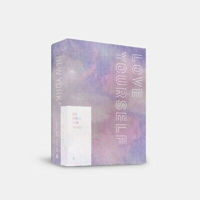 BTS - LOVE YOUR SELF WORLD TOUR - NEW YORK DVD (KpopStoreinUSA)