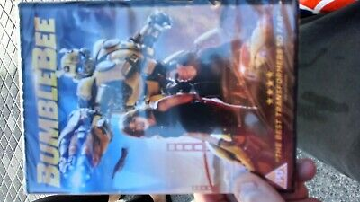 Bumblebee dvd 2019 new and sealed