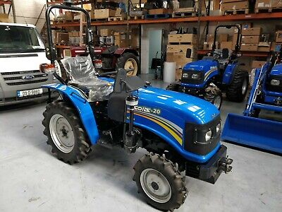 Solis 20 Compact Tractor - Used