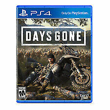 Days Gone for playstation 4 pre-owned