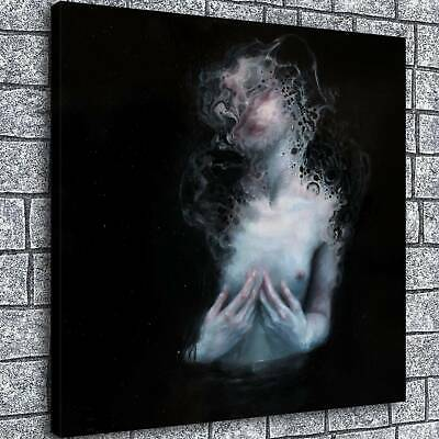 """12""""x12""""Abstract naked girl HD Canvas Prints Painting Home Decor Wall art Picture"""