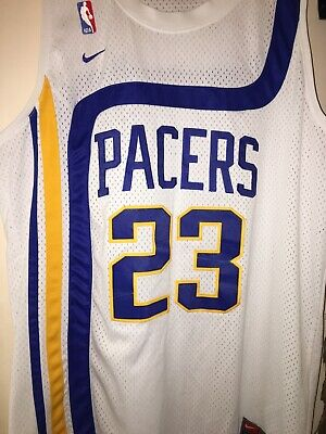 91530d6c344 Ron Artest Indiana Pacers Hardwood Classic Retro Jersey Metta World Peace  Panda