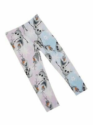 Disney Girls Frozen Olaf Leggings Ages 2 5 6 NEW LAST FEW!