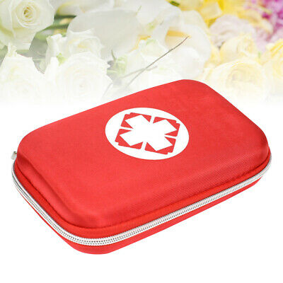 1pc First Aid Bag Waterproof Portable Lightweight Medical Bag for Travel Outdoor