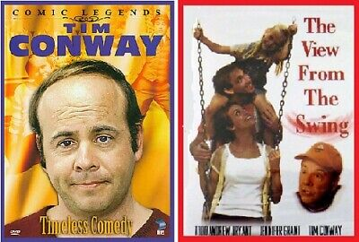Timeless Comedy - Tim Conway (DVD 366)