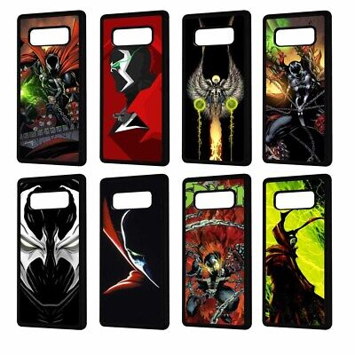 Spawn Superhero Soft Rubber Phone Cover Case For Samsung Galaxy S9 S10 Note 8 9