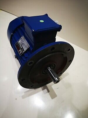 Centrifugal Industrial Fan 3kW - 4hp 3 phase ISGEV motor, 220-240/380-415V