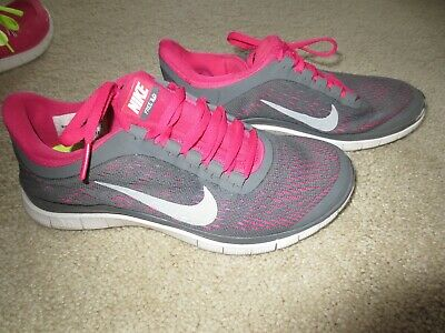 quality design b1c63 3c6e9 Preowned Womens Nike Free 3.0 Sneakers Size 6.5