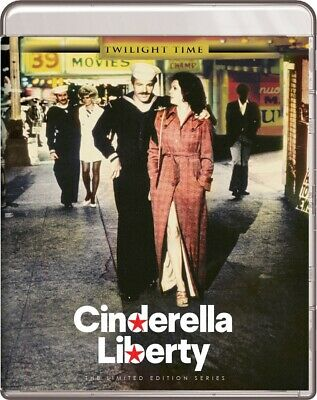Cinderella Liberty Blu-ray Brand NEW Limited Edition Twilight Time Release