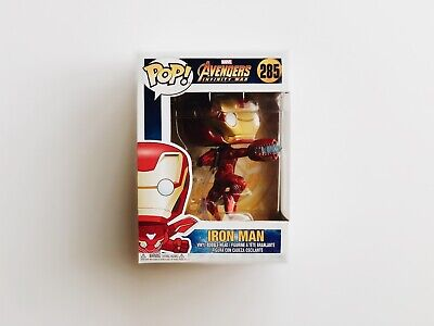 Funko Pop Marvel Avengers Infinity War: Iron Man Bobble-Head #285