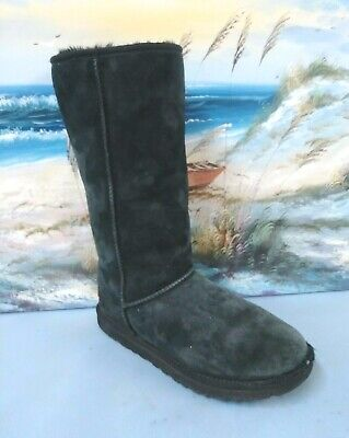 683111a2659 UGG WOMEN'S CLASSIC Tall Grey boots 5815 New With Box! - $139.95 ...
