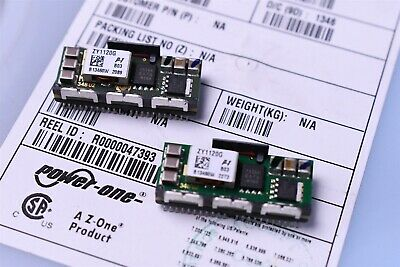 2 Bel Power Non-isolated DC/DC Converters 3-14Vin 20A 0.5-5.5Vout P/N ZY1120G-T2
