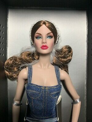 Integrity Toys Eye Candy Rayna Ahmad 2018 Luxe Life Convention Doll New MIB