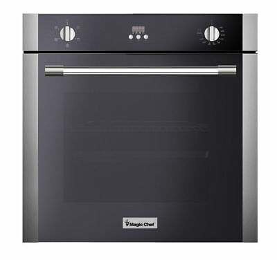 """Magic Chef MCSWOE24S 24"""" Electric Built in Single Wall Oven Stainless Steel 240V"""