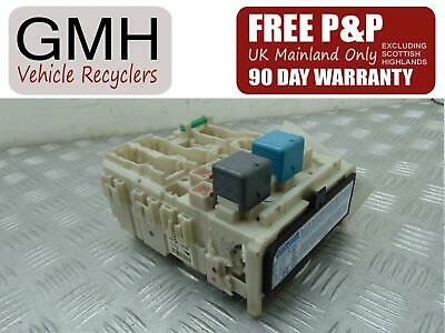 TOYOTA YARIS 1.3 Petrol (W267Map) Fuse Box 2 - £19.00 ... on