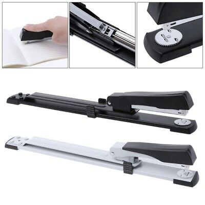 "16"" Heavy Duty Long Arm Metal Home Office Stapler 20 Sheet Capacity Gift Student"