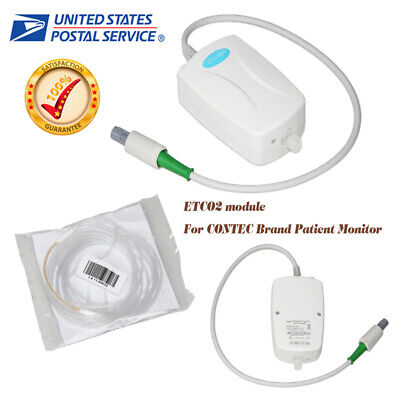 USA CO2 Module ETCO2 Capnograph Respiratory cable for CMS8000 patient monitor