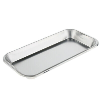Stainless Steel Medical Dental Surgical Instruments Tool Sterilizing Tray