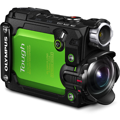 Olympus TG-Tracker Tough! Action Camera