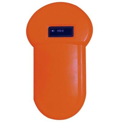 RFID 134.2Khz Handheld Pet Dog Animal Microchip ID Reader ISO FDX-B Scanner New