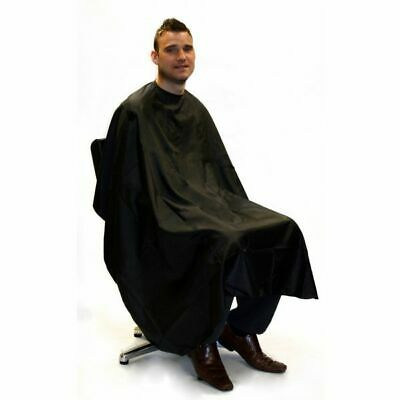 Hair Tools Deluxe Barber Gown With Hook Fastening