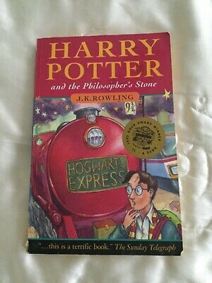 Harry Potter and the philosophers stone by j k Rowling