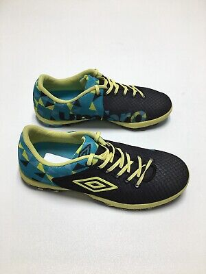 eb6ecda69 UMBRO FLASH TURF Shoes Women's Size US 7 Blue / Yellow - $27.50 ...