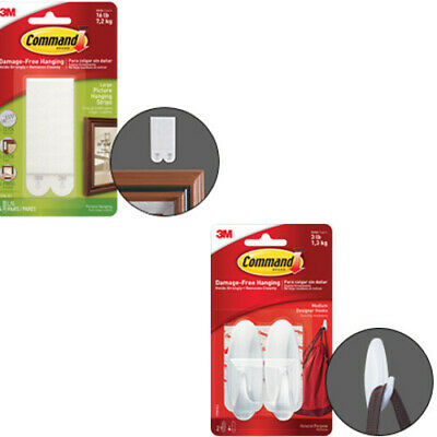 3M Command™ Hooks and Strips