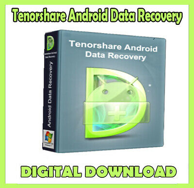 Tenorshare Android Data Recovery 5.2 data recovery software for Android SERIAL