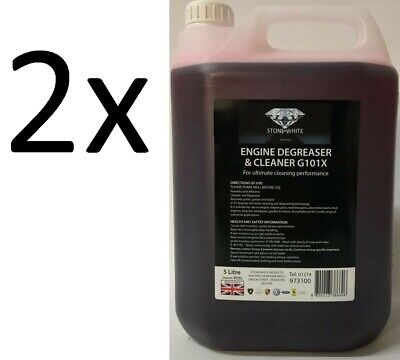 Concentrate Engine Degreaser / Parts Washer Fluid - 10 Litres. Dilute up to 20