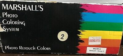 Marshalls Photo Coloring System Group 2