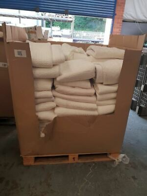 Mixed Pallet of 100x Faulty Beuer Monogram Fitted Electric Blankets All Sizes