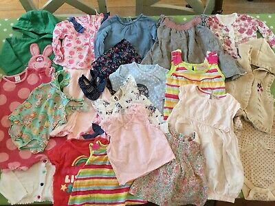 Baby Girls Clothes Bundle 3-6 Months, Next, GAP, French Connection Good Conditio