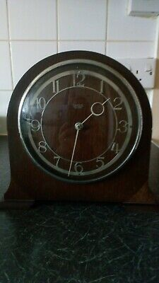 Art Deco  Smiths Sectric Electric Mantel Clock