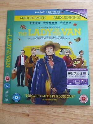 The Lady in the Van [Blu-ray - Cardboard Slip Cover ONLY]