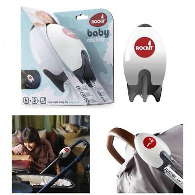 Rockit Portable Baby Pram Pushchair Rocker - Rocking motion to help baby sleep