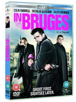 In Bruges DVD (2008) Colin Farrell