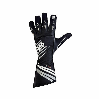 OMP KS-2R Karting Gloves Black - Genuine - XL