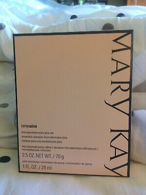 NEW Mary kay timewise microdermabrasion Plus set