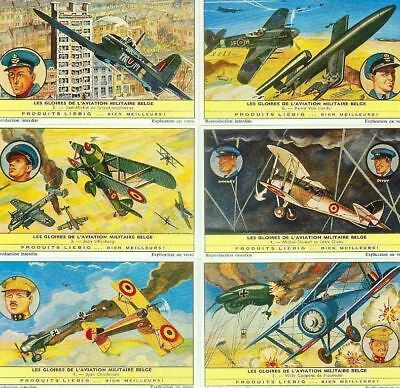 LIEBIG : S_1777 : 'Gloires de l'aviation militaires