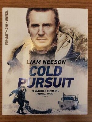 Cold Pursuit (Dvd Only 2019)